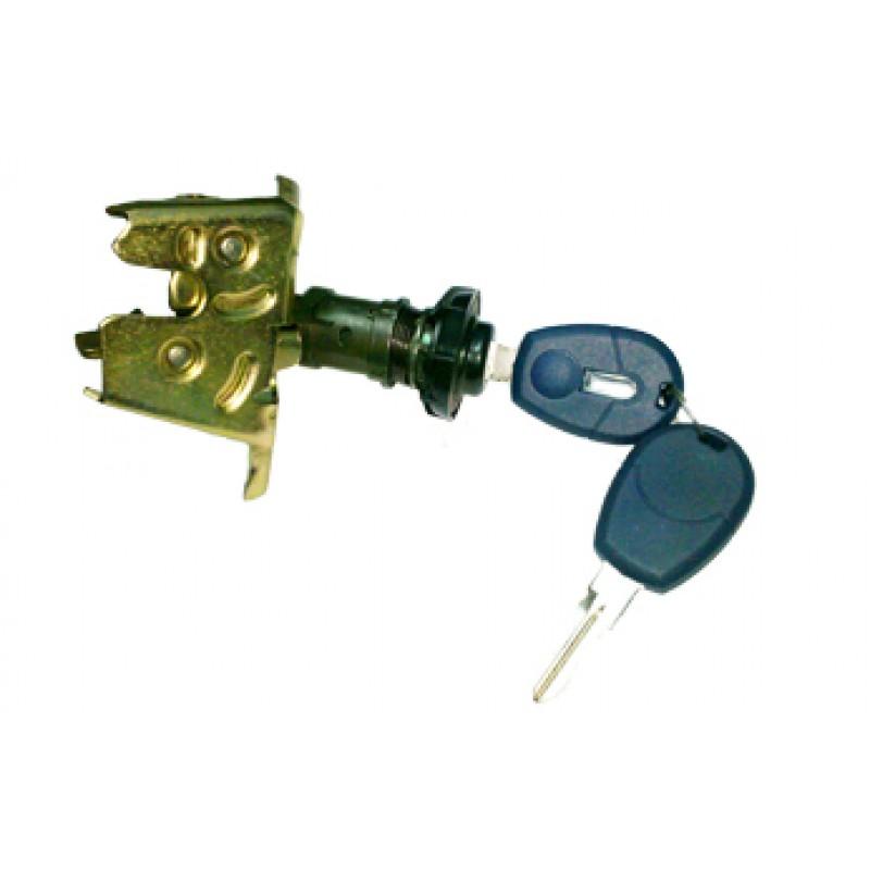 Lock complete back door with keys