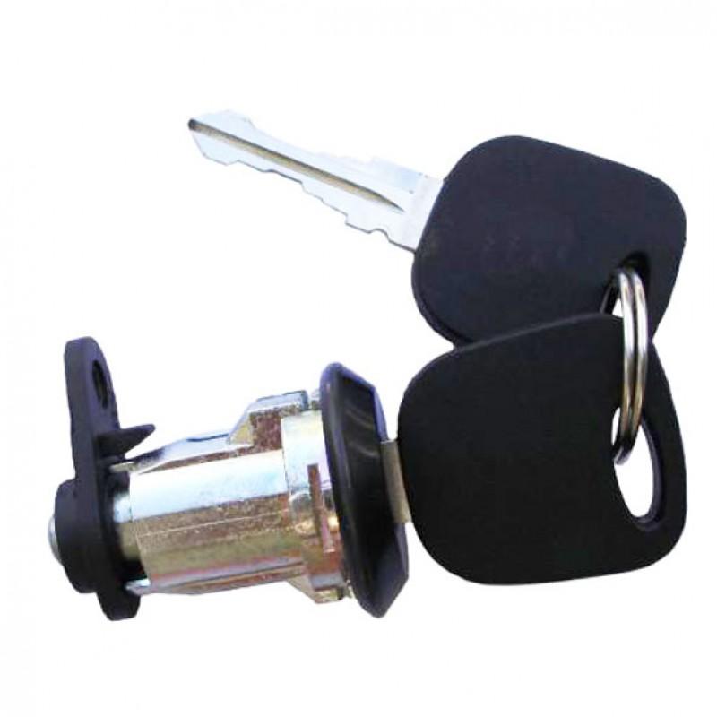 Back Cylinder with Keys
